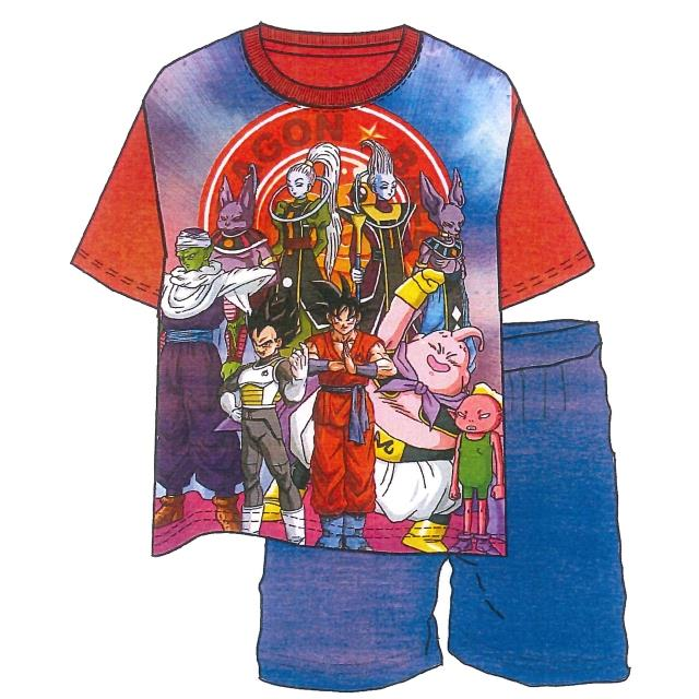 Pijama m/c Dragon Ball -Ref.3789-