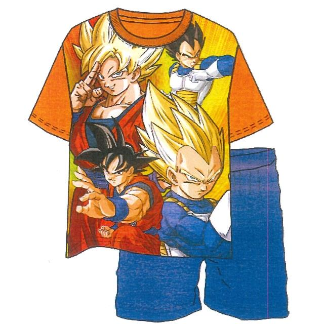 Pijama m/c Dragon Ball -Ref.4184-