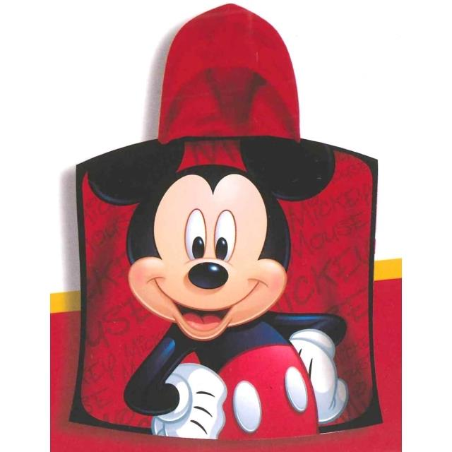 Poncho Mickey Mouse -Ref.DISC34-